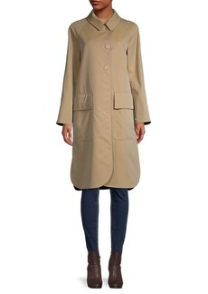 Burberry Dayrell Wool-Lined Coat