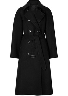 Burberry double-faced trench coat