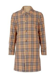 Burberry Draper trench coat