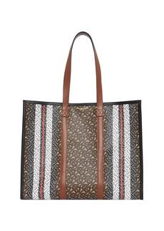 Burberry East-West Medium Tote Bag