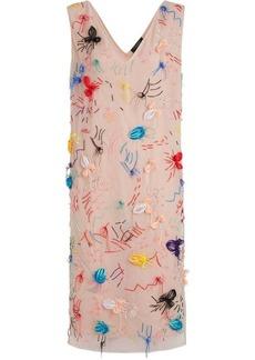 Burberry Embellished Sleeveless Dress