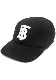 Burberry embroidered logo baseball cap