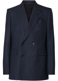 Burberry English fit Birdseye suit jacket