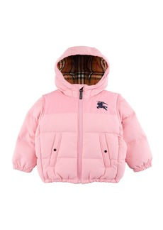 Burberry Ezra Hooded Puffer Coat  Size 12M-3
