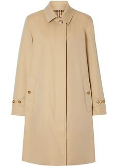 Burberry Gabardine car coat