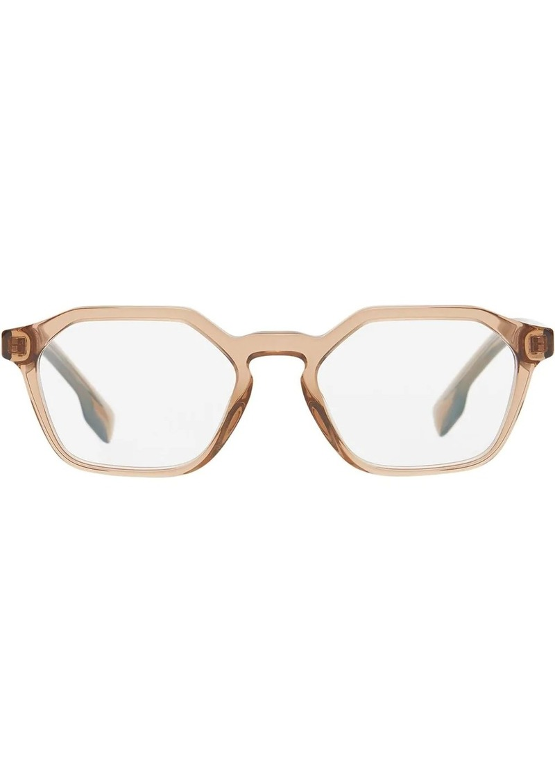Burberry Geometric Optical Frames