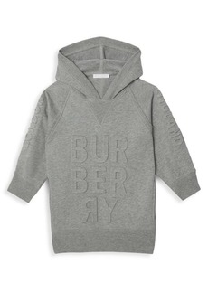 Burberry Little Girl's & Girl's Aurora Hoodie Dress