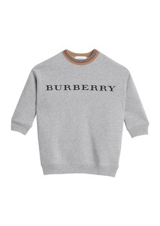 Burberry Glenda Long-Sleeve Sweater Dress  Size 4