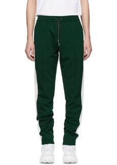Burberry Green Kaleford Lounge Pants
