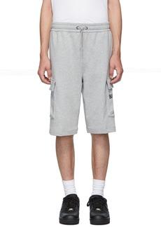 Burberry Grey Ailford Shorts