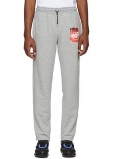 Burberry Grey Coledon Lounge Pants