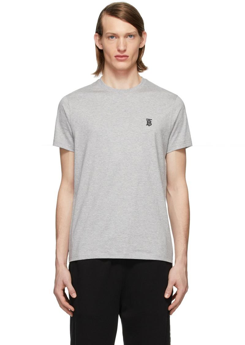 Burberry Grey Parker T-Shirt