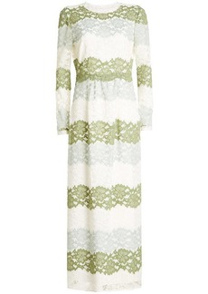 Burberry Hanna Lace Dress