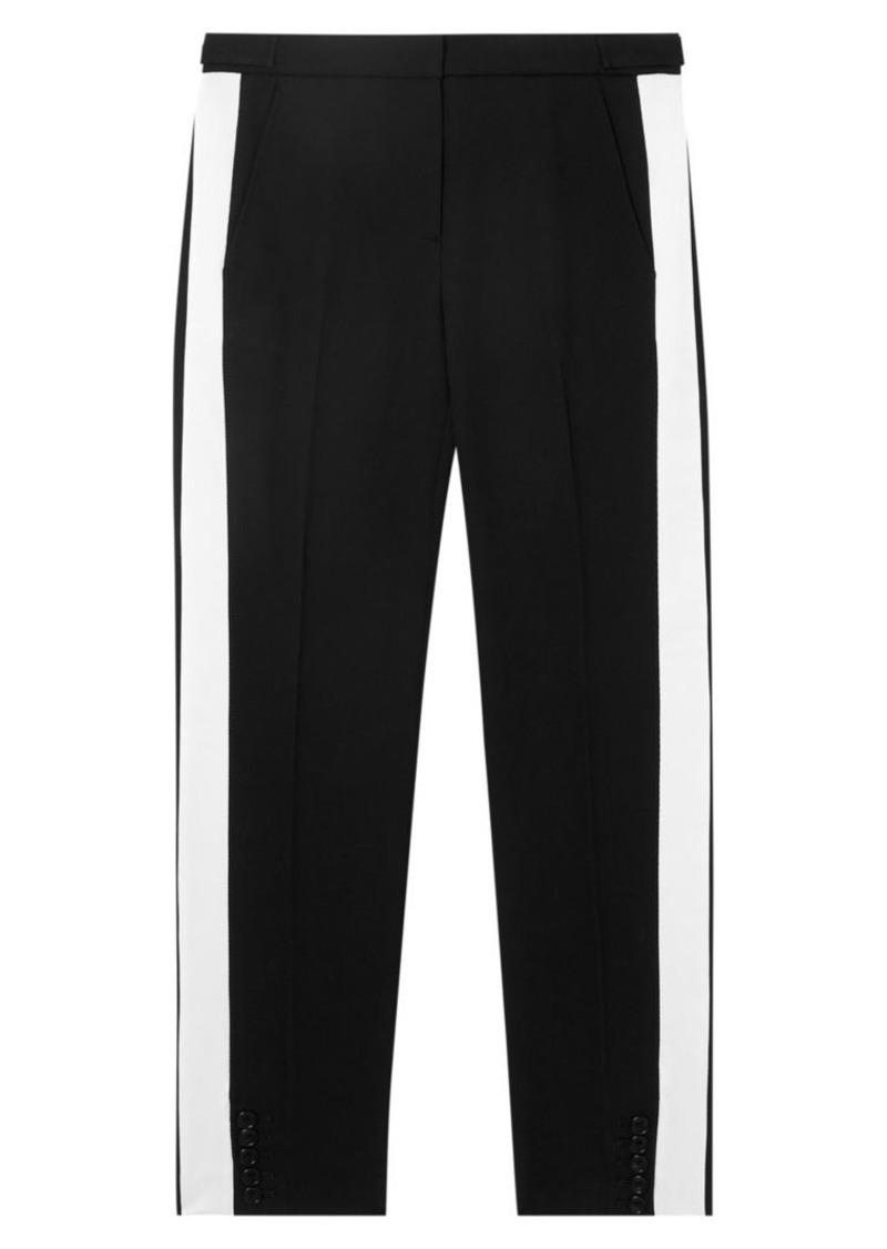 Burberry Hanover Tux Stripe Pants