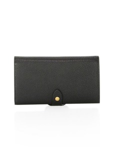 Burberry Harlow Leather Continental Wallet
