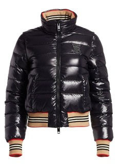 Burberry Hessel Down Puffer Jacket