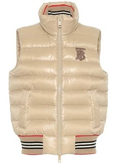 Burberry Hessle quilted vest
