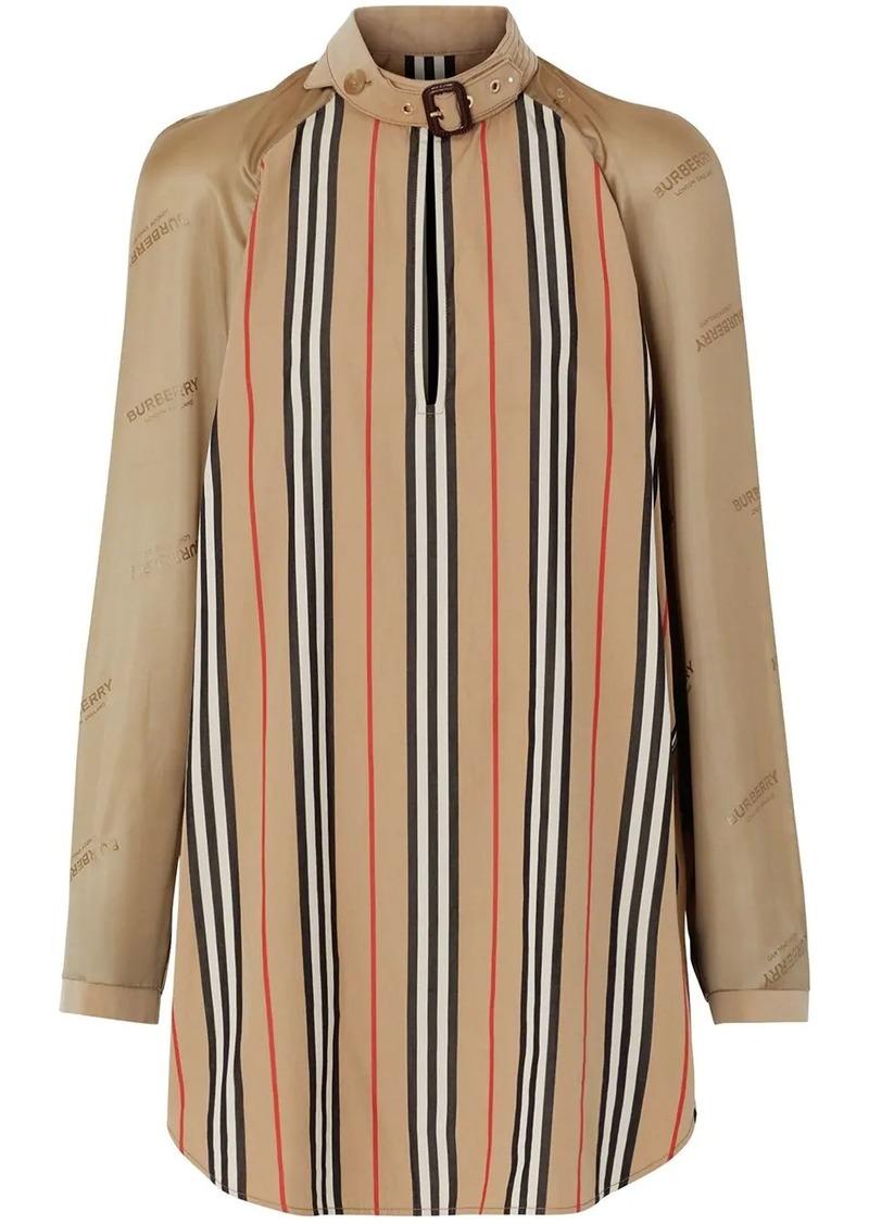 Burberry Icon Stripe blouse