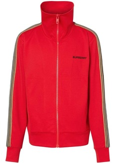 Burberry striped track top