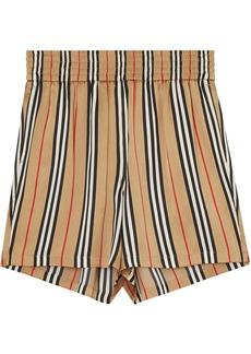 Burberry Icon Stripe shorts