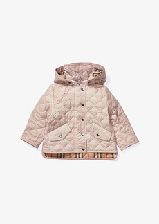 Burberry Ilana Update Jacket (Infant/Toddler)