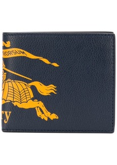 Burberry International bifold wallet