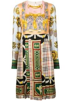 Burberry Isidora archive print dress