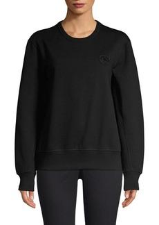 Burberry Jayford Silicone Logo Sweatshirt