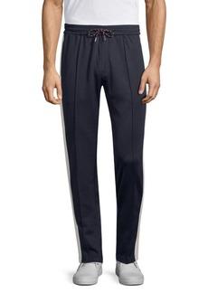 Burberry Kaleford Stripe Leg Track Pants