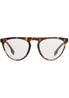 Burberry Keyhole D-shaped Optical Frames