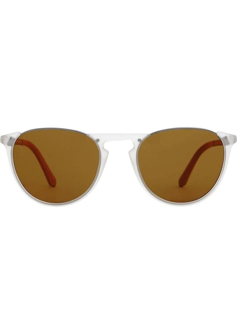 c6e3e2cdfd2 Burberry Keyhole Pilot Round Frame Sunglasses