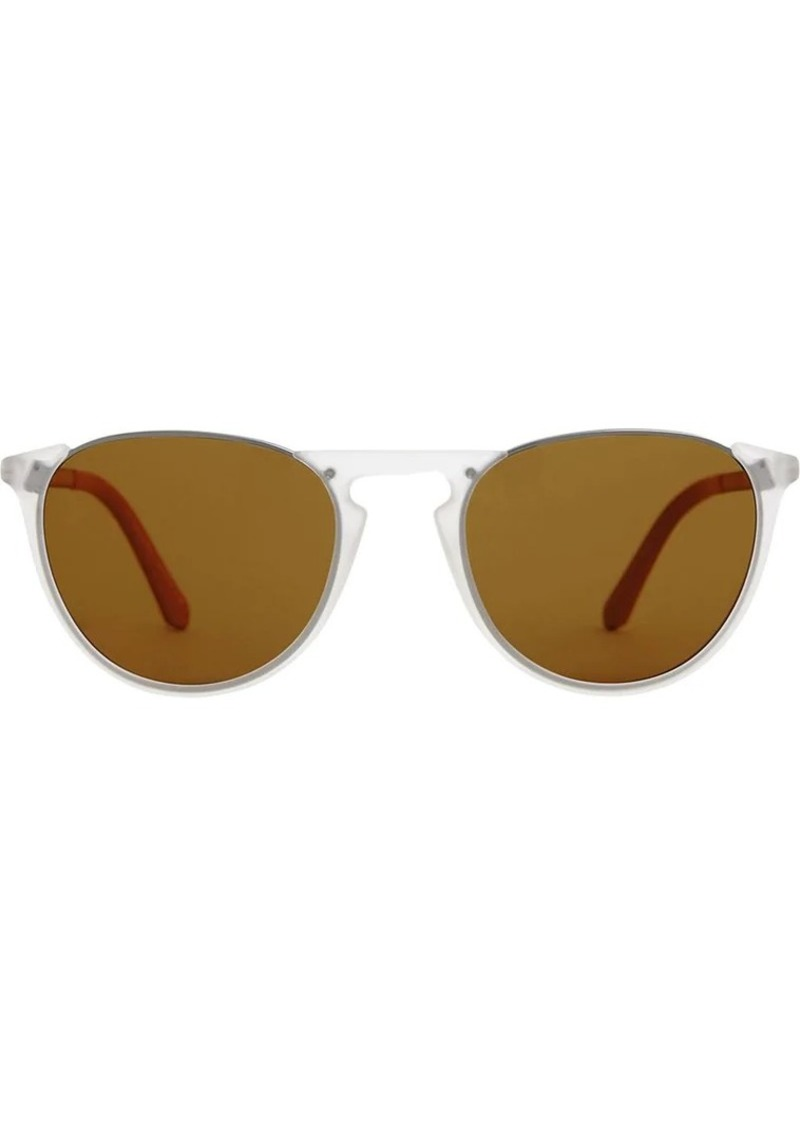 003db4b44b60 Burberry Keyhole Pilot Round Frame Sunglasses