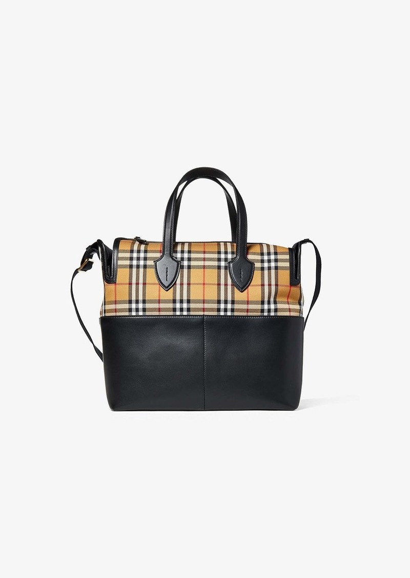 Burberry Kingswood Diaper Bag