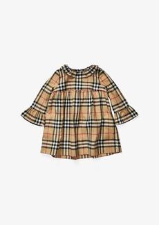 Burberry Kitty Dress (Infant/Toddler)
