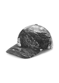 Burberry Landscape-Print Baseball Cap