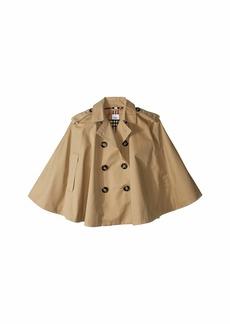 c77a8c1eb Burberry Burberry Geri Update Hooded Rain Jacket (Little Girls & Big ...