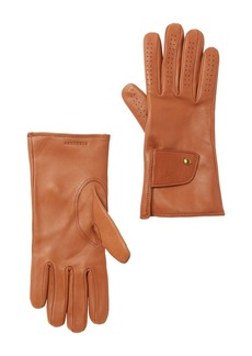 Burberry Leather Golfer Gloves