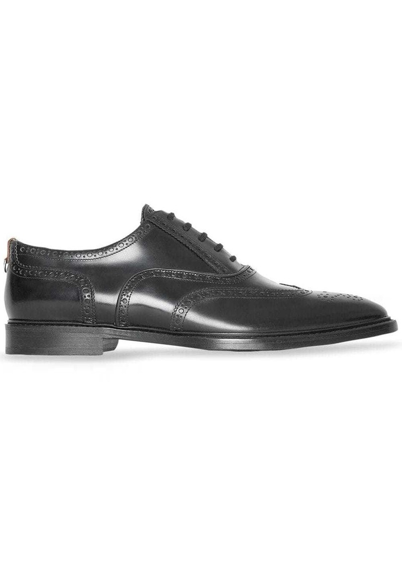 Burberry Leather Oxford Brogues