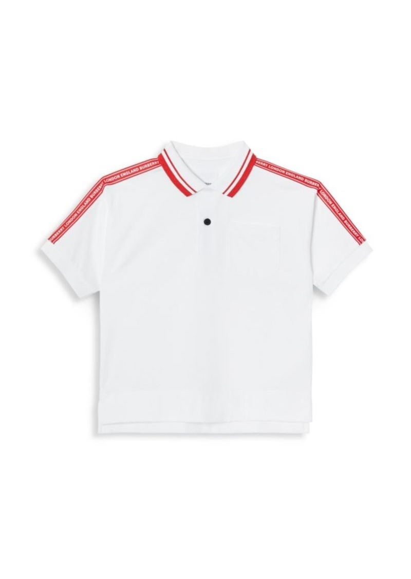 Burberry Little Boy's & Boy's Alford Polo Shirt