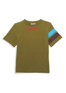 Burberry Little Boy's & Boy's Gary Colorblock T-Shirt