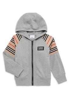 Burberry Little Boy's & Boy's Hamilton Stripe Hoodie