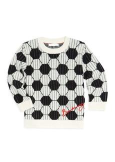 Burberry Little Boy's & Boy's Montie Sweater