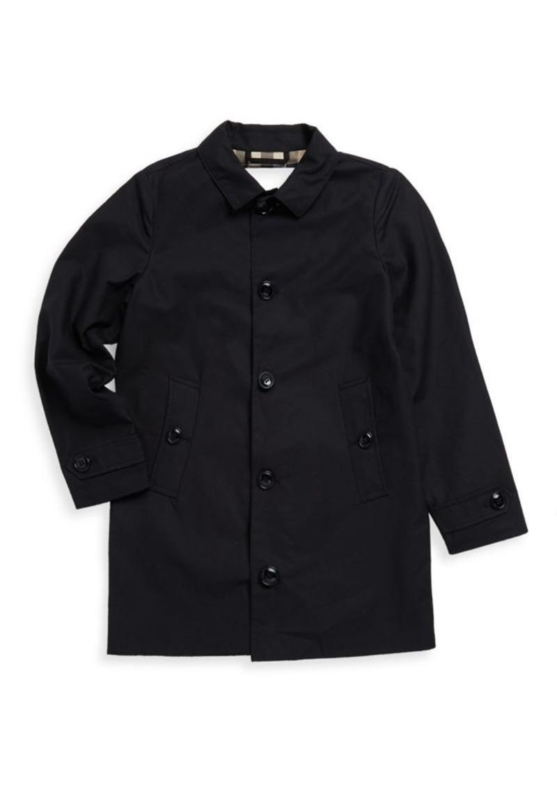 ef7745f0ad8d7 Burberry Little Girl s   Girl s Bradley Cotton Jacket