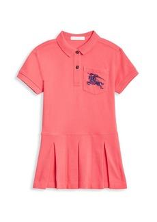 c2b9dae25c7c Burberry Little Girl s   Girl s Demelza Polo Dress
