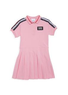Burberry Little Girl's & Girl's Kayleigh Polo Dress