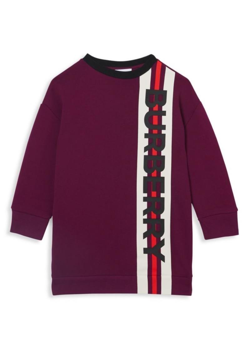 Burberry Little Girl's & Girl's KG2 Letisha Sweater Dress