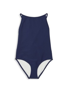 Burberry Little Girl's & Girl's One-Piece Sandine Swimsuit