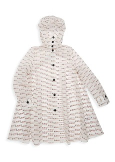 Burberry Little Girl's & Girl's Penelope Trench Coat