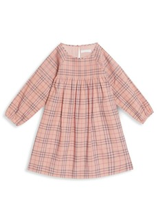 Burberry Little Girl's & Girl's Tartan Dress