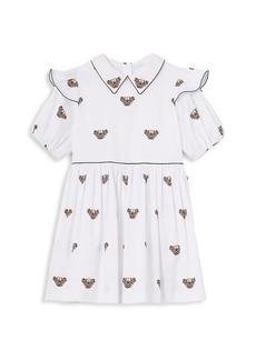 Burberry Little Girl's & Girl's Thomas Bear A-Line Dress